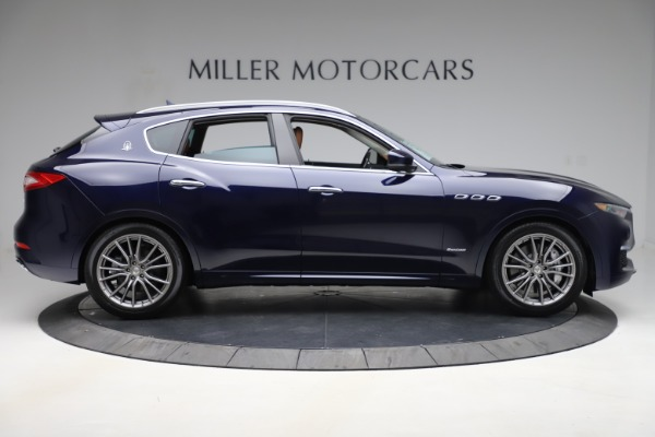 New 2020 Maserati Levante Q4 GranLusso for sale Sold at Maserati of Westport in Westport CT 06880 9