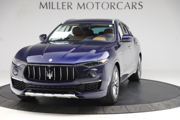 New 2020 Maserati Levante Q4 GranLusso for sale Sold at Maserati of Westport in Westport CT 06880 1