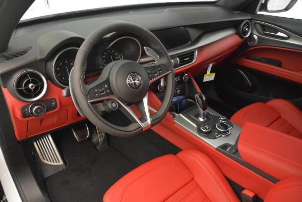 New 2019 Alfa Romeo Stelvio Ti Sport Q4 for sale $54,340 at Maserati of Westport in Westport CT 06880 13