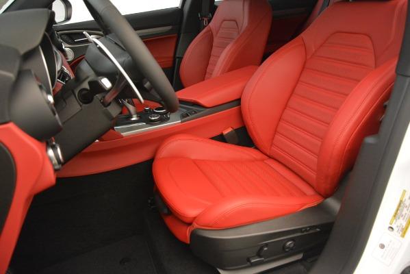 New 2019 Alfa Romeo Stelvio Ti Sport Q4 for sale $54,340 at Maserati of Westport in Westport CT 06880 15