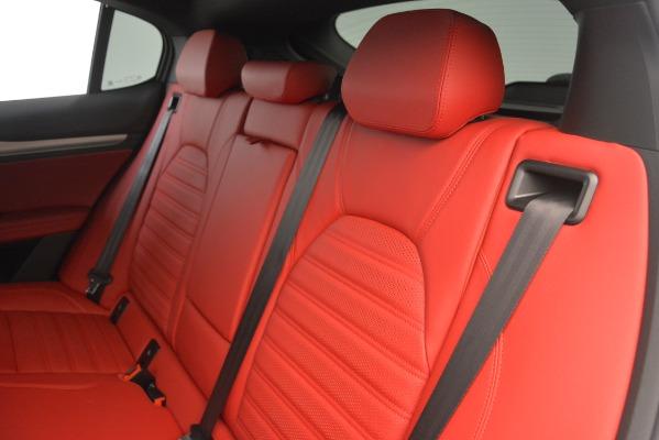 New 2019 Alfa Romeo Stelvio Ti Sport Q4 for sale $54,340 at Maserati of Westport in Westport CT 06880 18