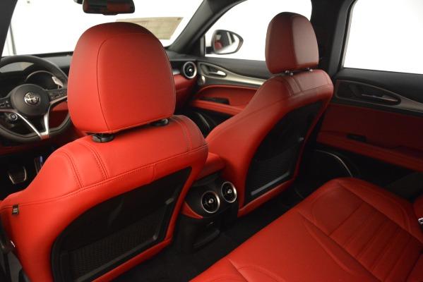New 2019 Alfa Romeo Stelvio Ti Sport Q4 for sale $54,340 at Maserati of Westport in Westport CT 06880 20