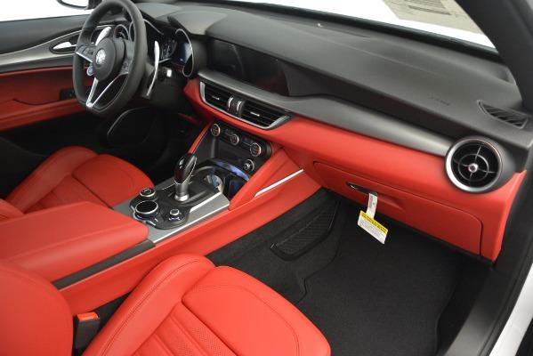 New 2019 Alfa Romeo Stelvio Ti Sport Q4 for sale $54,340 at Maserati of Westport in Westport CT 06880 22