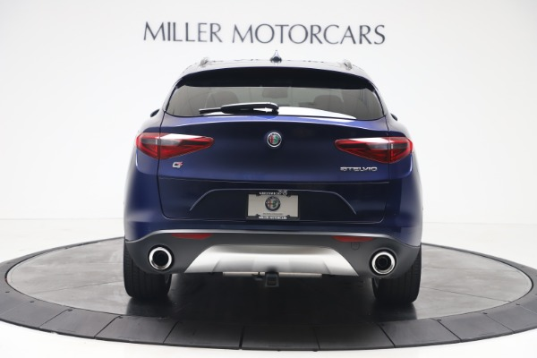 New 2019 Alfa Romeo Stelvio Ti Sport Q4 for sale $56,690 at Maserati of Westport in Westport CT 06880 6