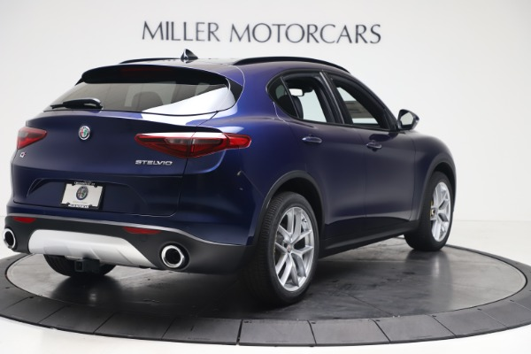 New 2019 Alfa Romeo Stelvio Ti Sport Q4 for sale $56,690 at Maserati of Westport in Westport CT 06880 7