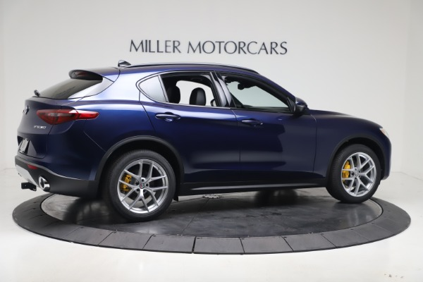 New 2019 Alfa Romeo Stelvio Ti Sport Q4 for sale $56,690 at Maserati of Westport in Westport CT 06880 8