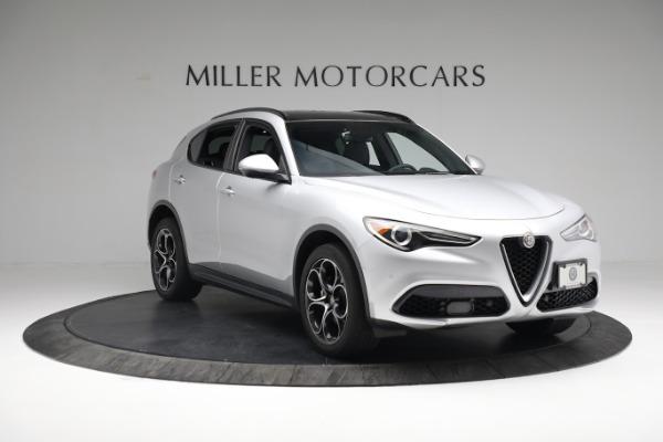 New 2019 Alfa Romeo Stelvio Ti Sport Q4 for sale Sold at Maserati of Westport in Westport CT 06880 11