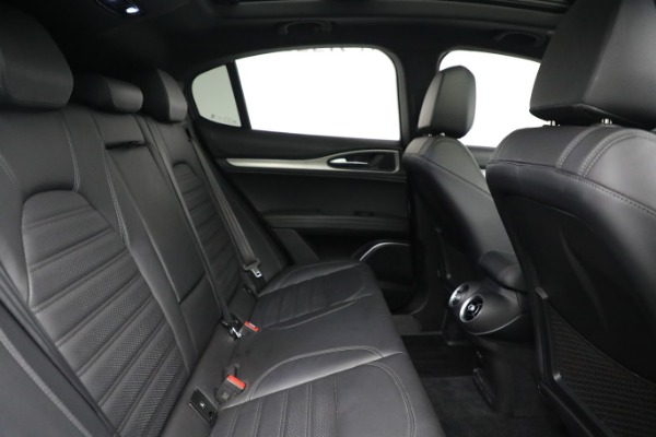New 2019 Alfa Romeo Stelvio Ti Sport Q4 for sale Sold at Maserati of Westport in Westport CT 06880 21