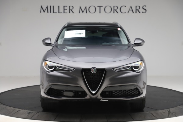 New 2019 Alfa Romeo Stelvio Ti Q4 for sale $51,090 at Maserati of Westport in Westport CT 06880 12