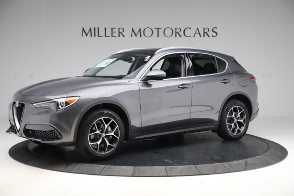 New 2019 Alfa Romeo Stelvio Ti Q4 for sale $51,090 at Maserati of Westport in Westport CT 06880 2