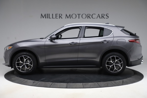 New 2019 Alfa Romeo Stelvio Ti Q4 for sale $51,090 at Maserati of Westport in Westport CT 06880 3