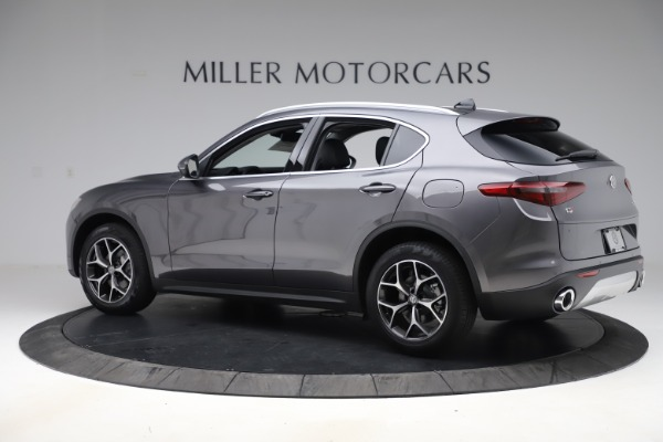 New 2019 Alfa Romeo Stelvio Ti Q4 for sale $51,090 at Maserati of Westport in Westport CT 06880 4