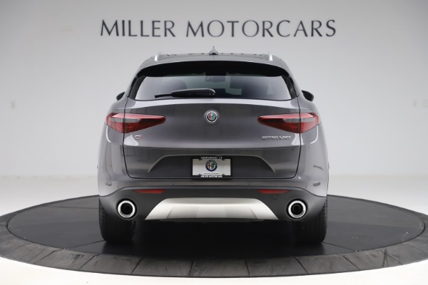 New 2019 Alfa Romeo Stelvio Ti Q4 for sale $51,090 at Maserati of Westport in Westport CT 06880 6