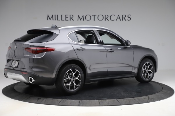 New 2019 Alfa Romeo Stelvio Ti Q4 for sale $51,090 at Maserati of Westport in Westport CT 06880 8