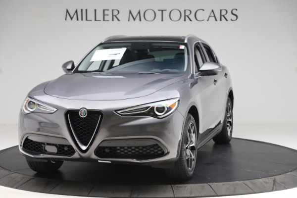 New 2019 Alfa Romeo Stelvio Ti Q4 for sale $51,090 at Maserati of Westport in Westport CT 06880 1