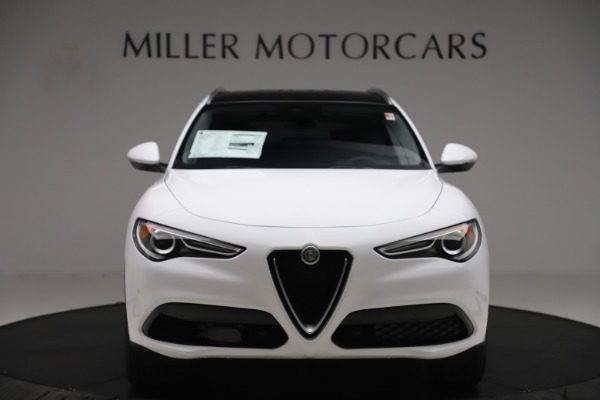 New 2019 Alfa Romeo Stelvio Ti Q4 for sale $51,490 at Maserati of Westport in Westport CT 06880 12