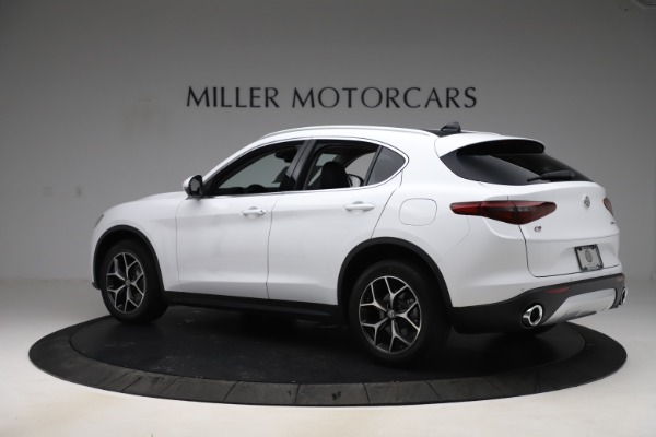 New 2019 Alfa Romeo Stelvio Ti Q4 for sale $51,490 at Maserati of Westport in Westport CT 06880 4