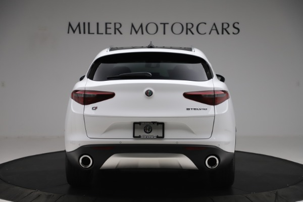 New 2019 Alfa Romeo Stelvio Ti Q4 for sale $51,490 at Maserati of Westport in Westport CT 06880 6
