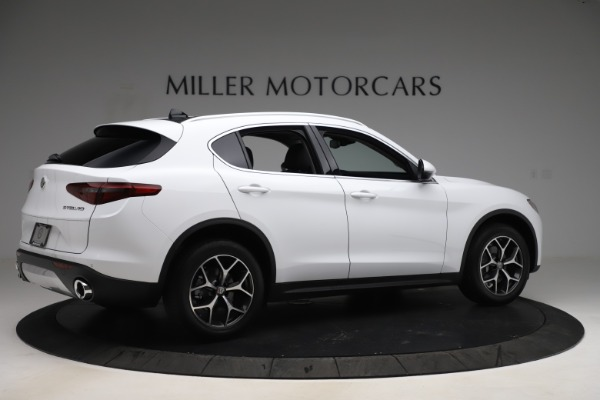 New 2019 Alfa Romeo Stelvio Ti Q4 for sale $51,490 at Maserati of Westport in Westport CT 06880 8