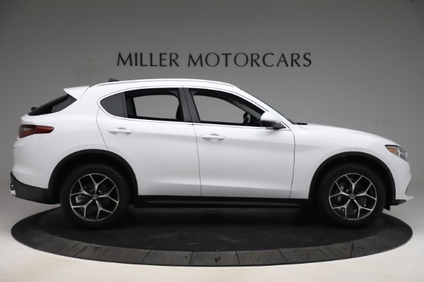 New 2019 Alfa Romeo Stelvio Ti Q4 for sale $51,490 at Maserati of Westport in Westport CT 06880 9