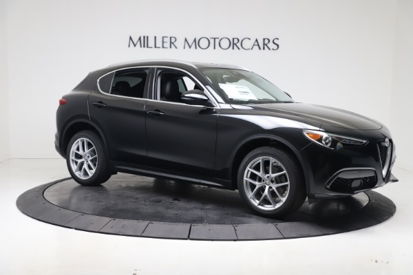 New 2019 Alfa Romeo Stelvio Ti Q4 for sale $51,840 at Maserati of Westport in Westport CT 06880 10