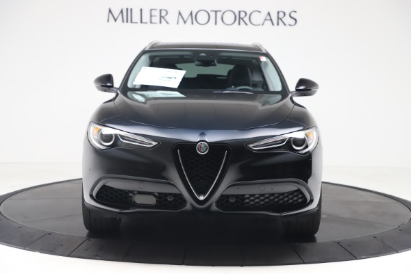 New 2019 Alfa Romeo Stelvio Ti Q4 for sale $51,840 at Maserati of Westport in Westport CT 06880 12