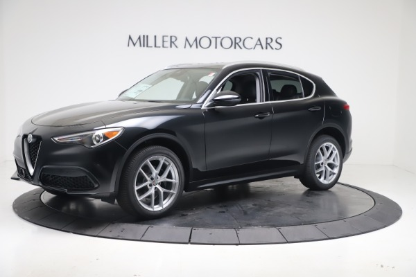 New 2019 Alfa Romeo Stelvio Ti Q4 for sale $51,840 at Maserati of Westport in Westport CT 06880 2