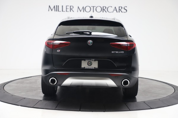 New 2019 Alfa Romeo Stelvio Ti Q4 for sale $51,840 at Maserati of Westport in Westport CT 06880 6