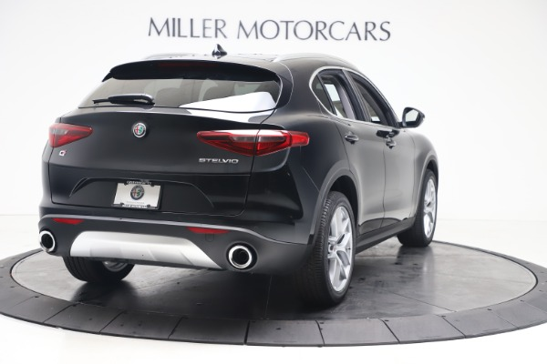 New 2019 Alfa Romeo Stelvio Ti Q4 for sale $51,840 at Maserati of Westport in Westport CT 06880 7