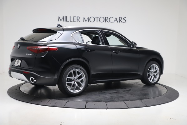 New 2019 Alfa Romeo Stelvio Ti Q4 for sale $51,840 at Maserati of Westport in Westport CT 06880 8