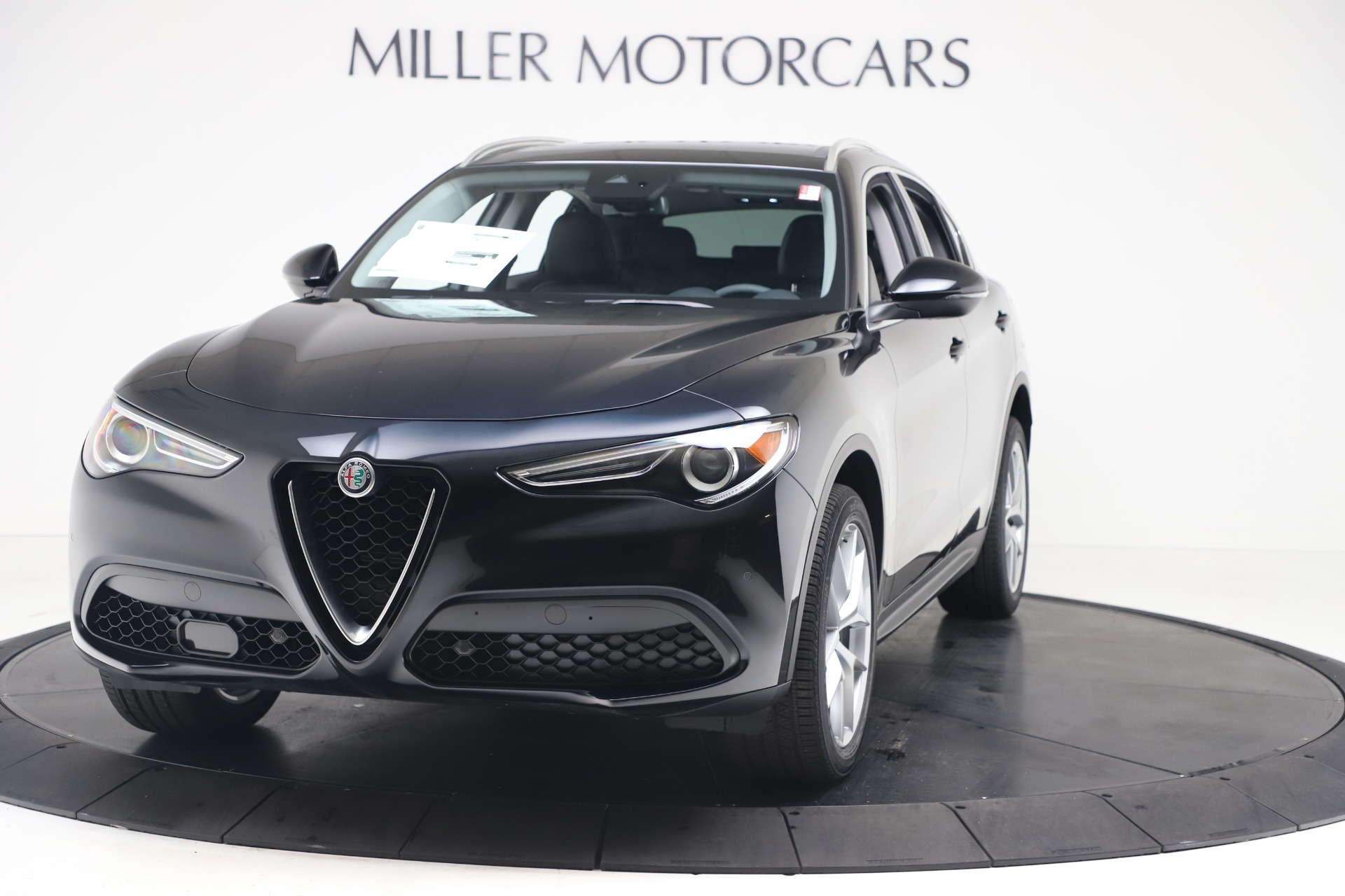New 2019 Alfa Romeo Stelvio Ti Q4 for sale $51,840 at Maserati of Westport in Westport CT 06880 1
