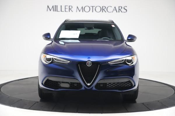 New 2019 Alfa Romeo Stelvio Ti Sport Q4 for sale $53,990 at Maserati of Westport in Westport CT 06880 12