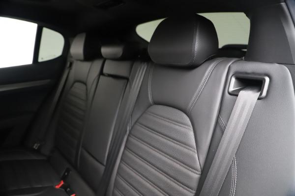 New 2019 Alfa Romeo Stelvio Ti Sport Q4 for sale $53,990 at Maserati of Westport in Westport CT 06880 18