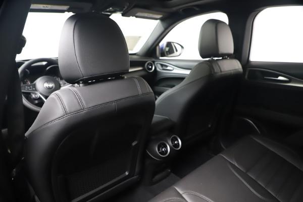 New 2019 Alfa Romeo Stelvio Ti Sport Q4 for sale $53,990 at Maserati of Westport in Westport CT 06880 20
