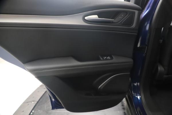 New 2019 Alfa Romeo Stelvio Ti Sport Q4 for sale $53,990 at Maserati of Westport in Westport CT 06880 21
