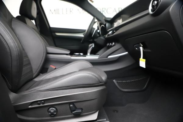 New 2019 Alfa Romeo Stelvio Ti Sport Q4 for sale $53,990 at Maserati of Westport in Westport CT 06880 23