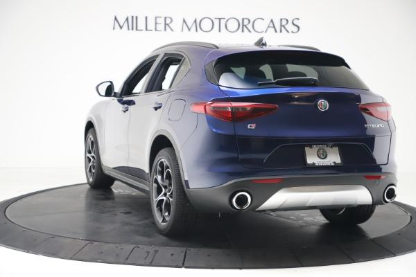 New 2019 Alfa Romeo Stelvio Ti Sport Q4 for sale $53,990 at Maserati of Westport in Westport CT 06880 5
