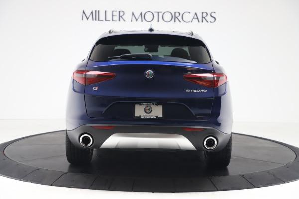 New 2019 Alfa Romeo Stelvio Ti Sport Q4 for sale $53,990 at Maserati of Westport in Westport CT 06880 6