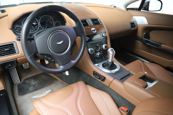 Used 2012 Aston Martin V12 Vantage Coupe for sale $115,900 at Maserati of Westport in Westport CT 06880 14