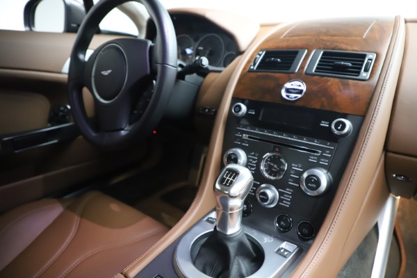 Used 2012 Aston Martin V12 Vantage Coupe for sale $115,900 at Maserati of Westport in Westport CT 06880 17