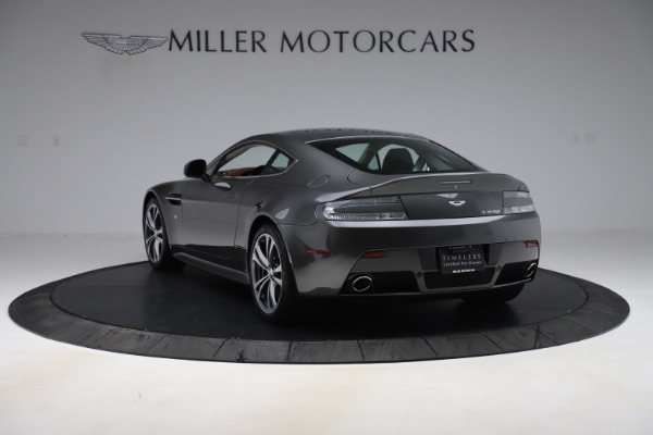 Used 2012 Aston Martin V12 Vantage Coupe for sale $115,900 at Maserati of Westport in Westport CT 06880 4