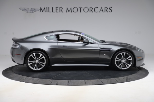 Used 2012 Aston Martin V12 Vantage Coupe for sale $115,900 at Maserati of Westport in Westport CT 06880 8