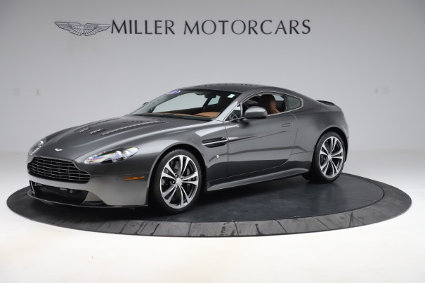 Used 2012 Aston Martin V12 Vantage Coupe for sale $115,900 at Maserati of Westport in Westport CT 06880 1