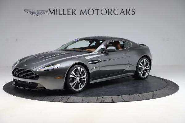2012 Aston Martin V12 Vantage