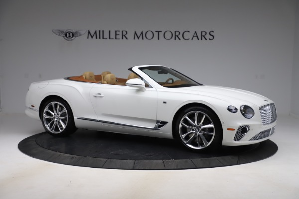 New 2020 Bentley Continental GTC V8 for sale $279,560 at Maserati of Westport in Westport CT 06880 10