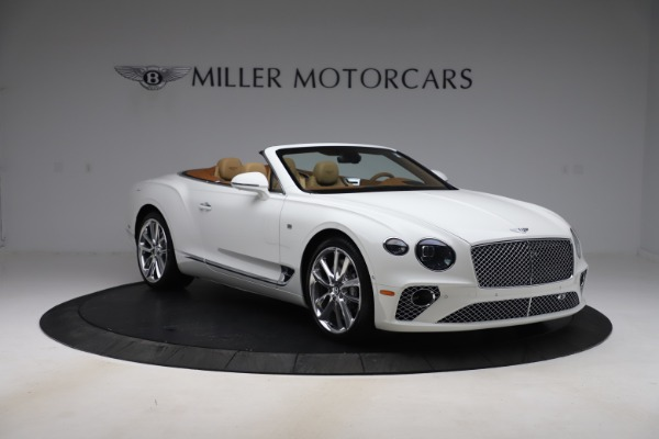 New 2020 Bentley Continental GTC V8 for sale $279,560 at Maserati of Westport in Westport CT 06880 11