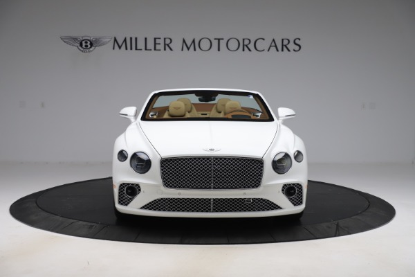 New 2020 Bentley Continental GTC V8 for sale $279,560 at Maserati of Westport in Westport CT 06880 12