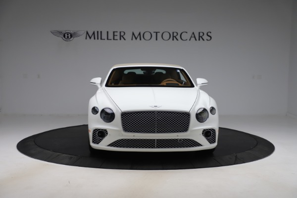 New 2020 Bentley Continental GTC V8 for sale $279,560 at Maserati of Westport in Westport CT 06880 13