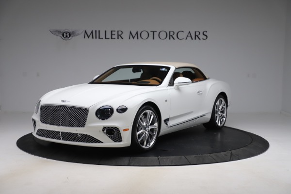 New 2020 Bentley Continental GTC V8 for sale $279,560 at Maserati of Westport in Westport CT 06880 14
