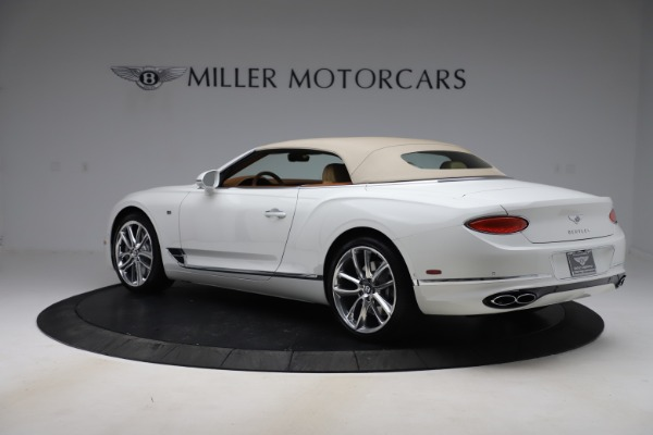 New 2020 Bentley Continental GTC V8 for sale $279,560 at Maserati of Westport in Westport CT 06880 16